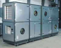 Промышленные осушители воздуха  DanX